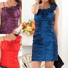Chiffon Party Sleeveless Dresses for Women