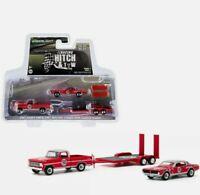 Greenlight 1/64 Racing . Ford f-100 et Mercury Cougar 1967 neuf en boite scellée