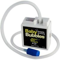 BUBBLER MARINE METAL PRODUCTS BABY BUBBLES PORTABLE AIR PUMP live well B-18