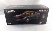 Hot Wheels Elite Knight Rider KITT 1/18 Diecast Model Car