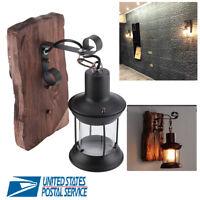 E26 Outdoor Wall Porch Patio Light Exterior Lighting Lamp Lantern Fixture Decor