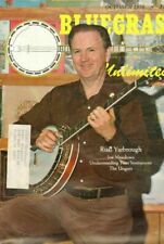 1978 October Bluegrass Unlimited Magazine Back-Issue