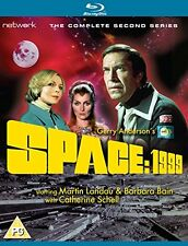 SPACE 1999 Stagione 2 Serie Completa BOX 6 BLURAY in Inglese NEW .cp