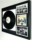 Oasis-'Definitely Maybe' Genuine Vinyl Album-Luxury Box Framed-Limited Edition