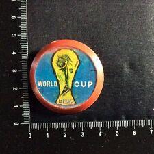 USSR PIN VINTAGE.Russia Soviet.Badge.Football.World Cup 1974.Rare Lenticular.