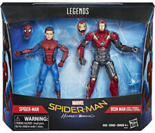 Marvel Legends Spider-Man Homecoming & Iron Man Sentry 2 Pack