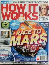 How It Works UK April 2017 Race To Mars Space Race Red Planet FREE SHIPPING sb