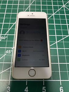 Apple iPhone SE 64GB Gold A1662 Unlocked Excellent Condition