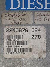 BMW E34 525tds E36 325tds MOTORSTEUERGERÄT 0281001181 2245676 ECU DIESEL
