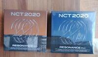 NCT 2020 Resonance Part 1 Kihno Kit x 2 No Photocards Taeyong Jaehyun Ten