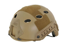 ELMETTO SOFTAIR FAST PJ LIGHT EM8811 DE DARK EART EMERSON AIRSOFT HELMET FASTPJ