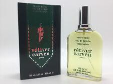 VETIVER by Carven Eau De Toilette Spray for Men 3.3 Ounce, 100 ml