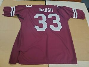 Mitchell Ness NFL Washington Redskins Sammy Baugh Jersey Size 54