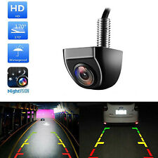 Car Reversing Rear View IR Camera Reverse Parking Backup Night Visions 170° UK