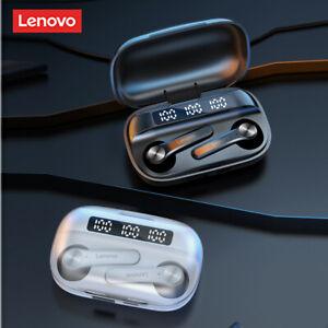 Lenovo QT81 Earphone Wireless Bluetooth 5.1 Headphones AI Control Gaming Headset
