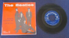 THE BEATLES - PLEASE PLEASE ME - PARLOPHON QMSP 16346 - MADE IN ITALY