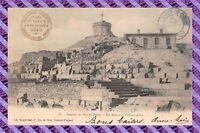 CPA 63 - Sommet du Puy de dome - Les ruines et l'observatoire