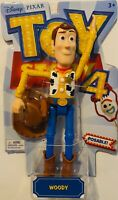 WOODY Toy Story 4 Basic 7-Inch Action Figure Disney Pixar Posable