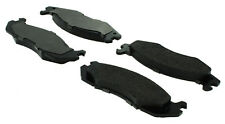 Disc Brake Pad Set Front Centric 104.02030