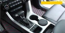 For Kia Sportage Kx5 (2016-2017)Chrome Left-hand Drive Gear Box panel Cover Trim