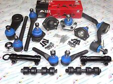 14PCS Suspension & Steering Kit 4WD Blazer S10 Sonoma Jimmy K5320 K6600 K6251/55