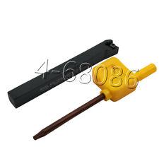 10PCS CCMT09T304 NN SCKCR1212H09 12x100mm Lathe External Turning Tool Holder