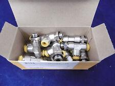 10x Parker R64PB8-1/4 Steckverbinder NEU OVP