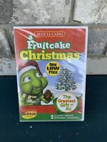 Hermie & Friends A Fruitcake Christmas DVD New Sealed Max Lucado