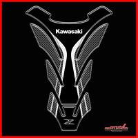 paraserbatoio adesivo KAWASAKI per moto protezione serbatoio 3d resinato W