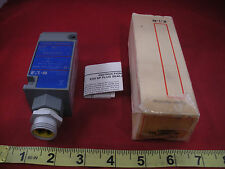 Cutler Hammer E50SA6PC Ser B1 Limit Switch Pin Connector E50 6P Eaton New Nos