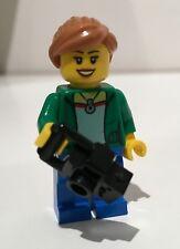 Lego Minifigures City Plaid Button Shirt 3178 cty0163