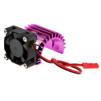 Aluminum Motor Heat Sink with Cooling Fan for 2030/2040/2435/2840 Motor