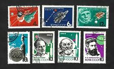 Russia 1964 Leaders In Rocket Theory & Rocket Technique … complete PERF set