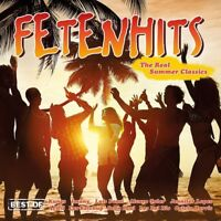 FETENHITS - THE REAL SUMMER CLASSICS (BEST OF; AVICII, O-ZONE, ... )  3 CD NEW