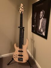 Carvin Bass Left-Handed Guitar with case