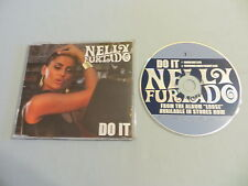 NELLY FURTADO FT. MISSY ELLIOTT Do It promo CD single