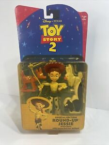 Toy Story 2 - Special Edition Round Up Jessie Action Figure Vintage 2000