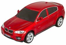 OFFICIAL BMW X6 1/24 RADIO REMOTE CONTROL CAR RC CAR LED LIGHTS 1/24