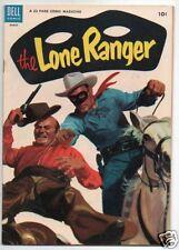 THE LONE RANGER :: 69 :: HORSEBACK COVER