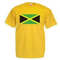Jamaica Flag Children's Kids T Shirt