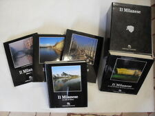 AA.VV. -IL MILANESE 5 VOLUMI + COFANETTO- ED. BORTOLOTTI 1997