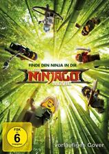 The Lego Ninjago Movie DVD (2018) - NEU