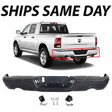 NEW Primered Rear Step Bumper Assembly for 2009-2017 Dodge RAM 1500 Pickup 09-17