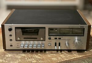 AIWA AD-6350, stereo cassette deck EXCELLENT Condition TESTED