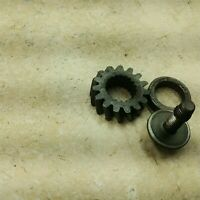 Honda 125 MT ELSINORE MT125 Engine Crank Gear 1974 HB577 MM