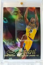 1996 96-97 Flair Showcase Kobe Bryant Rookie RC Row 2 #31, Los Angeles Lakers !