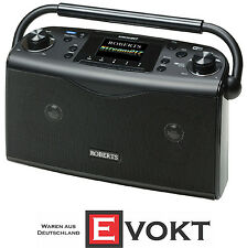Roberts Stream217 Internet Radio with Media Streaming, WiFi, FM, DAB +, USB