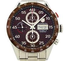 TAG Heuer Carrera Calibre 16 Automatik Chronograph Day-Date 43mm / CV2A12.BA0796