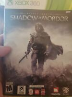 Middle-earth: Shadow of Mordor (Microsoft Xbox 360, 2014)