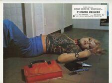 MONIQUE VANDE VEN PAUL VERHOEVEN TURKS FRUIT 1973 VINTAGE LOBBY CARD #11